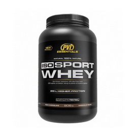 Iso Sport Whey Essent. Natural (908 g)
