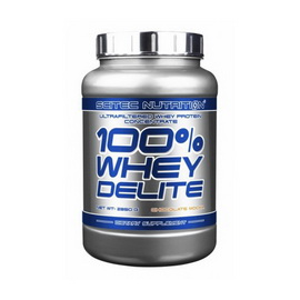 100% Whey Protein Delite (2350 g)