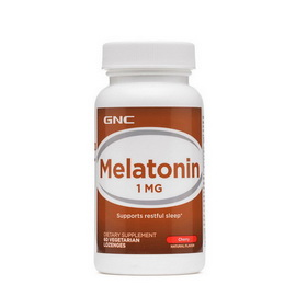 MELATONIN 1 SUBLINGUA (60 caps)