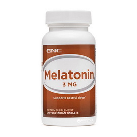 MELATONIN 3 (120 caps)