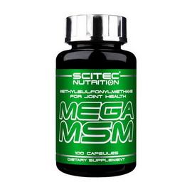 Mega MSM (100 caps)