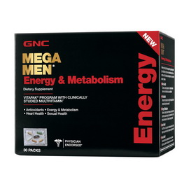 MEGA MEN ENERGY VITAPAK (30 megapak)