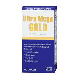 ULTRA MEGA GOLD (180 caps)
