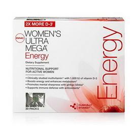 WOMENS ULTRA ENERGY VITAPAK (30 pak)