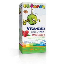 Vitamin Plus Junior immunity (150ml)