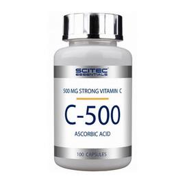 C-500 (100 caps)