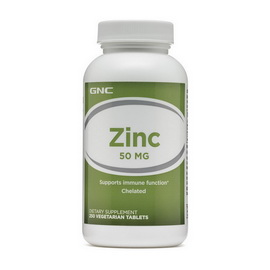 ZINC 50 (250 caps)
