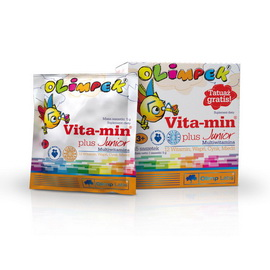 OLIMPEK Vita-min plus Junior multi (15 pak)