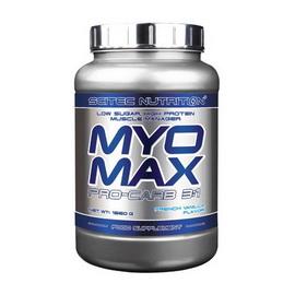 MyoMax Pro-Carb 3:1 (1560 g)