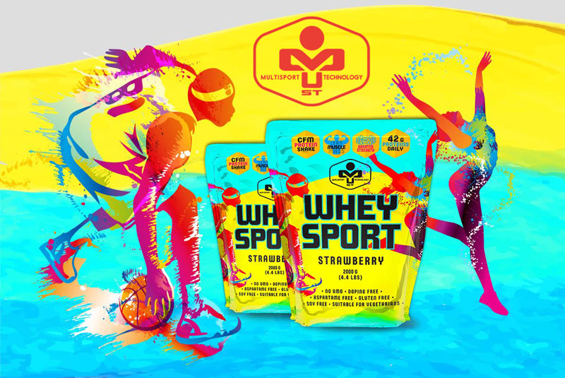 MUST Whey Sport