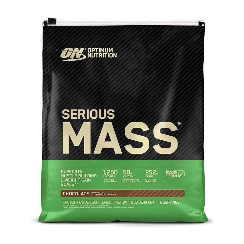 Serious Mass (5,4 kg)