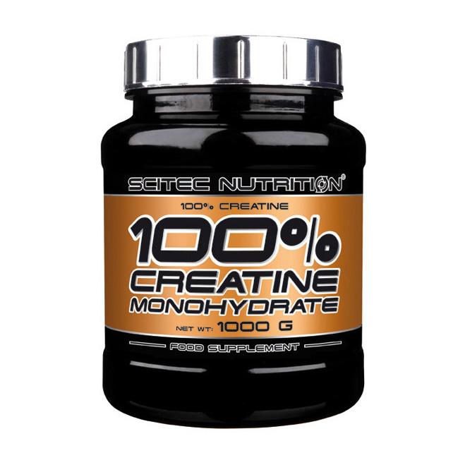100% Pure Creatine Monohydrate (1 kg)
