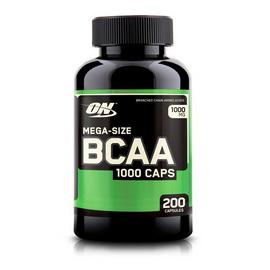 BCAA 1000 Caps (200 caps)
