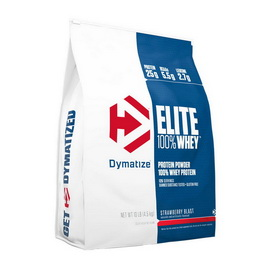 Elite 100% Whey Protein (4,5 kg)