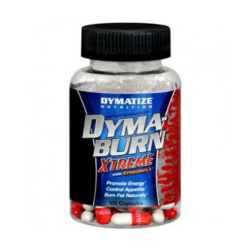 Dyma-burn With Ephedrina (100 caps)