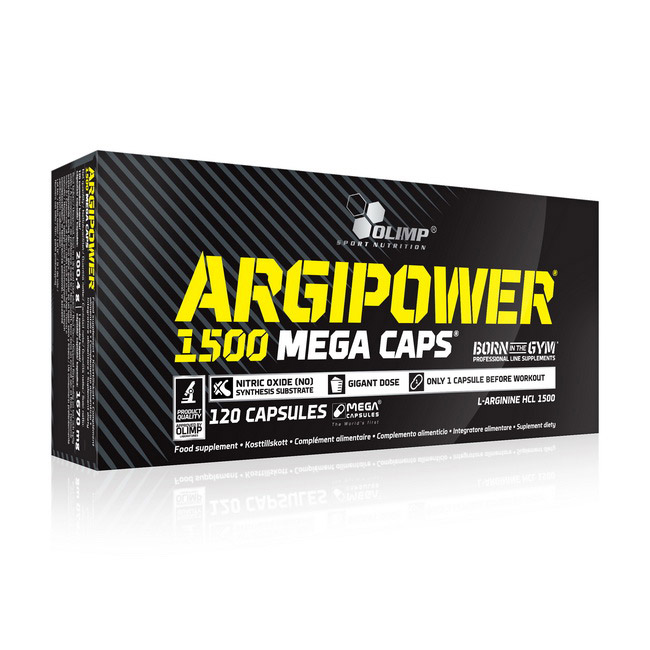 Argi Power 1500 (120 caps)