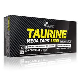 Taurine Mega Caps (120 caps)
