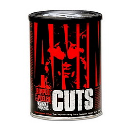 Animal Cuts (42 pak)