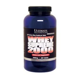 Whey Supreme Amino 2000 (300 tabs)