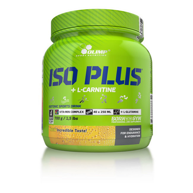 Iso Plus powder (700 g)
