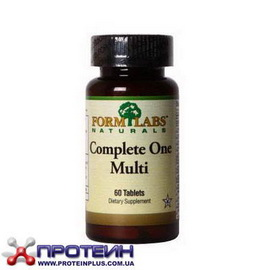 Complete One Multivitamin (60 tabs)