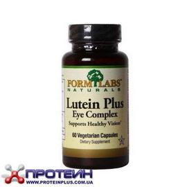 Lutein Plus Eye Complex (60 caps)