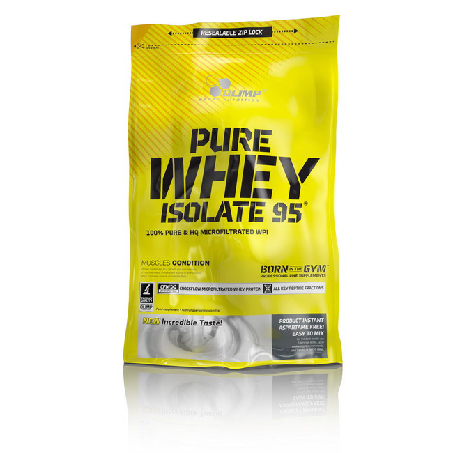 Pure Whey Isolate 95 (600 g)
