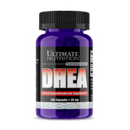 DHEA 25 mg (100 caps)