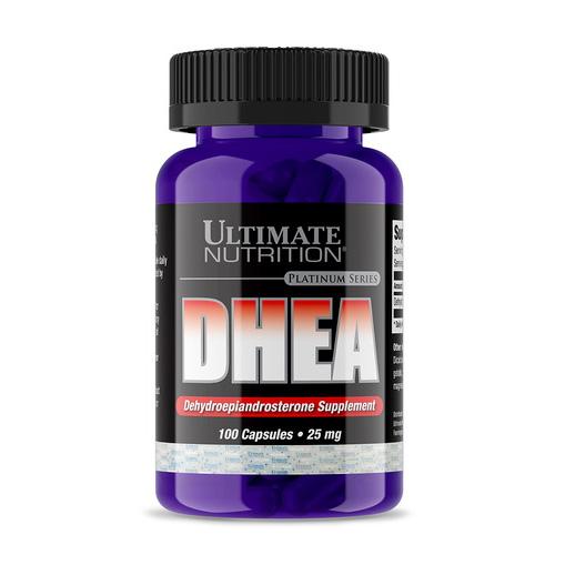 DHEA 25 mg (100 caps)