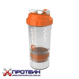 Shaker Spider Bottle (600 ml)