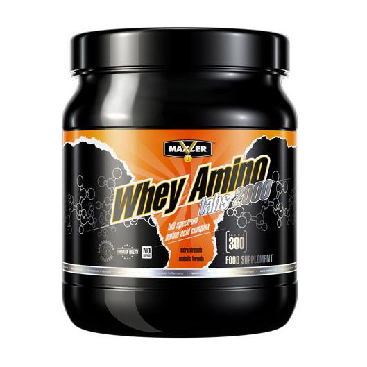 Whey Amino Tabs 2000 (300 tabs)