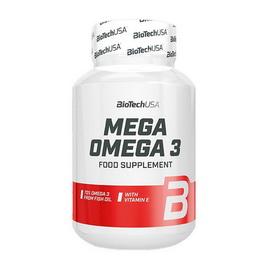 Mega Omega 3 (90 caps)