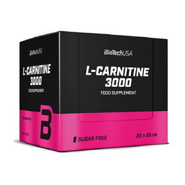 L-carnitine 3000 (20amp*25 ml)