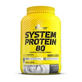 System Protein 80 (2.2 kg)
