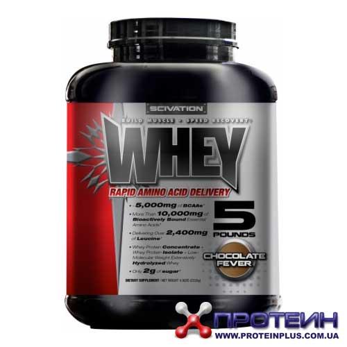 Whey Protein (2.2 kg)