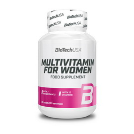 Multivitamin For Women (60 tabs)