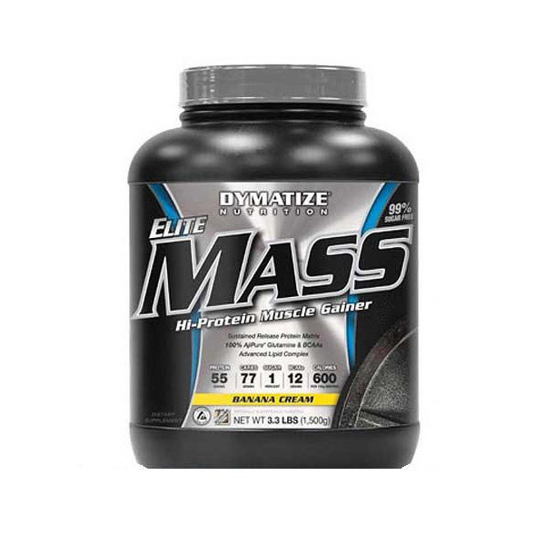 Elite Mass Gainer (1.5 kg)