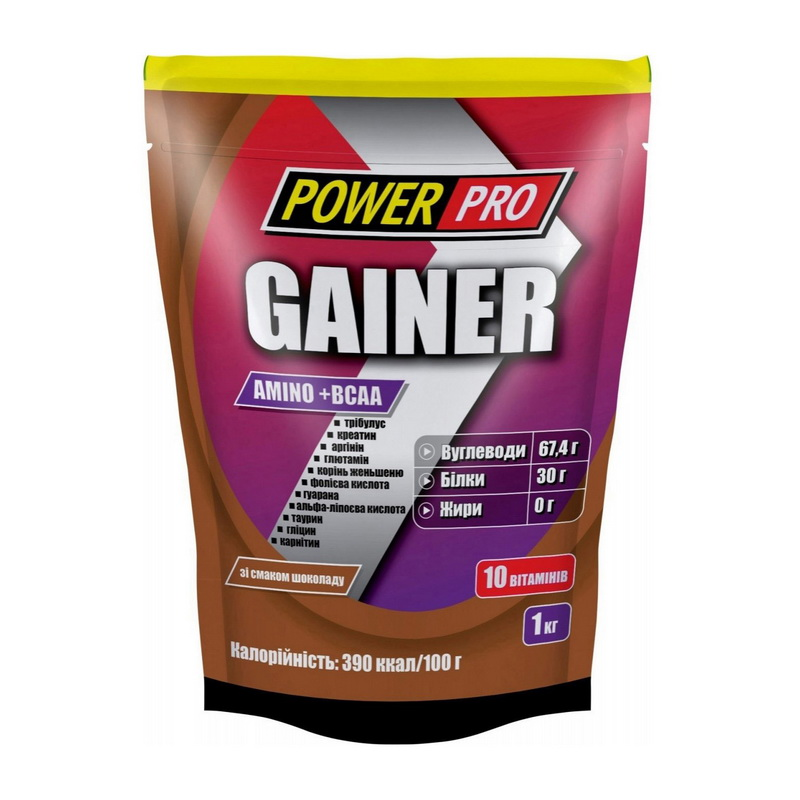 Gainer Power Pro (1 kg)