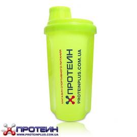 Фирменный шейкер Протеин (0,7 l, зеленый)