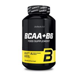 BCAA + B6 (200 tabs)