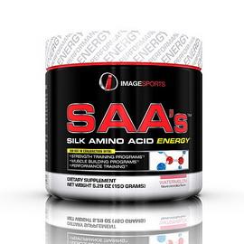 Image Sports Silk Amino Acids (150 g)