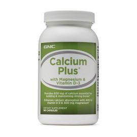 Calcium & Magn. & Vit. D-3 (180 caps)