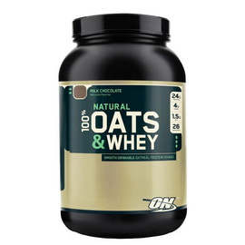 100% Natural Oats & Whey (1,36 kg)