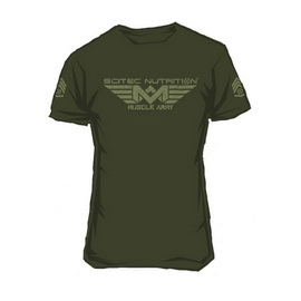 T-Shirt Muscle Army (S, M, L, XL, XXL)