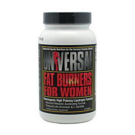 Fat Burners For Women (120 tabs)