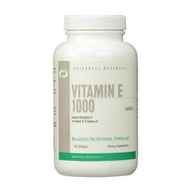 Vitamin E 1000 (50 caps)
