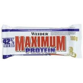 42% Maximum Protein Bar (100 g)