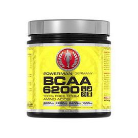 BCAA 6200 (200 tabs)