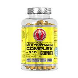 Multivitamin Complex + Q10 (90 caps)