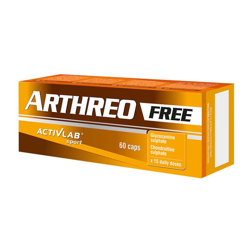 Arthreo Free (60 caps)